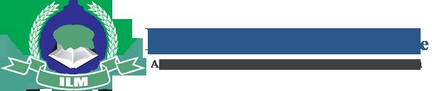 ILM Arts College Logo